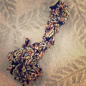 J.Crew scarf